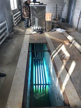 明渠案例-吉林长春某污水处理厂