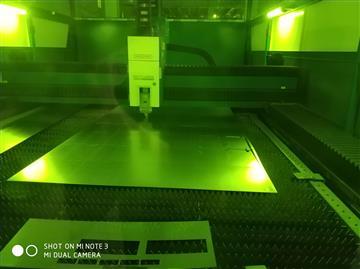 304不锈钢板材激光切割钣金加工定做零切 折弯焊接打孔拉丝板
