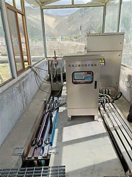 明渠案例-西藏拉萨明渠项目