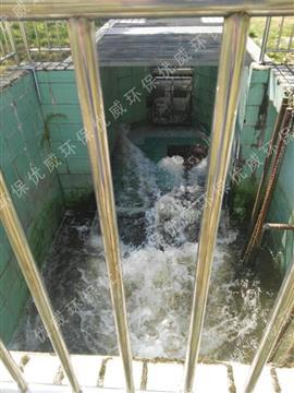 明渠案例-四川某污水处理厂
